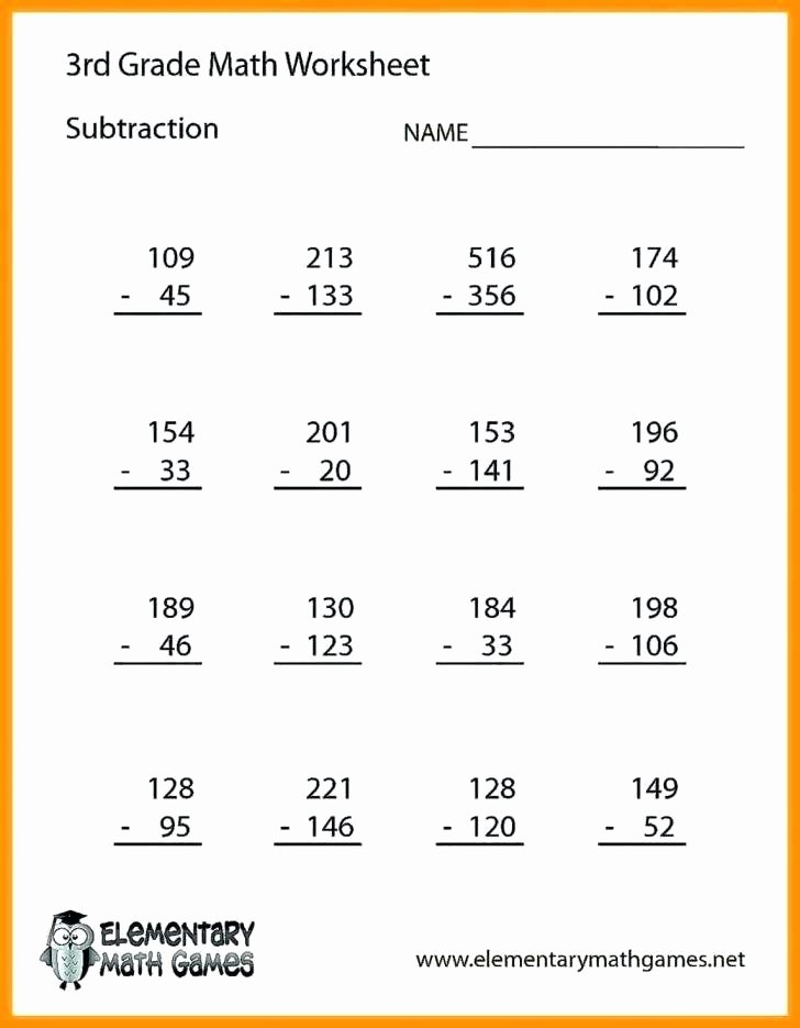 Comparing Fractions Worksheet 3rd Grade Mon Core Fraction Worksheets 3rd Grade