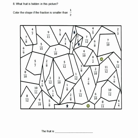 Comparing Fractions Worksheet 3rd Grade Paring Fractions Worksheets Worksheet Grade Paring
