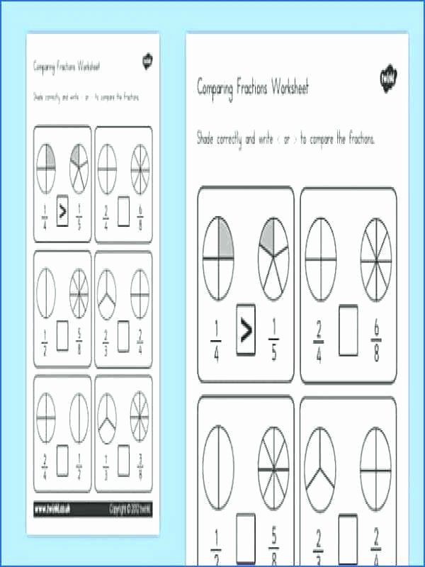 Comparing Fractions Worksheet 3rd Grade Unit Fraction Worksheets Grade Plus Worksheet Archives