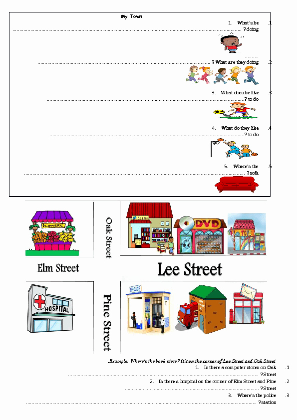 Comparison Shopping Worksheets for Students 149 Free City and Countryside Worksheets