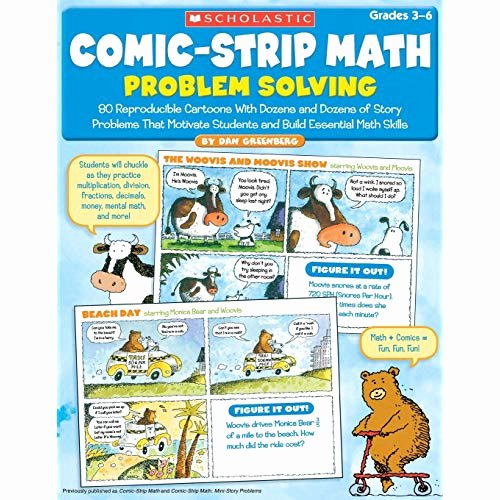 Comparison Shopping Worksheets for Students Amazon Ic Strip Math Problem solving 80