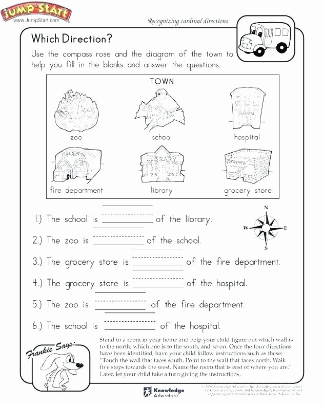 Compass Rose Worksheets Middle School Gallery Human Geography Worksheets with World High School
