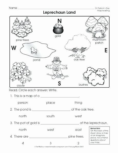 Compass Rose Worksheets Middle School Pass Worksheet My Neighborhood Worksheets for
