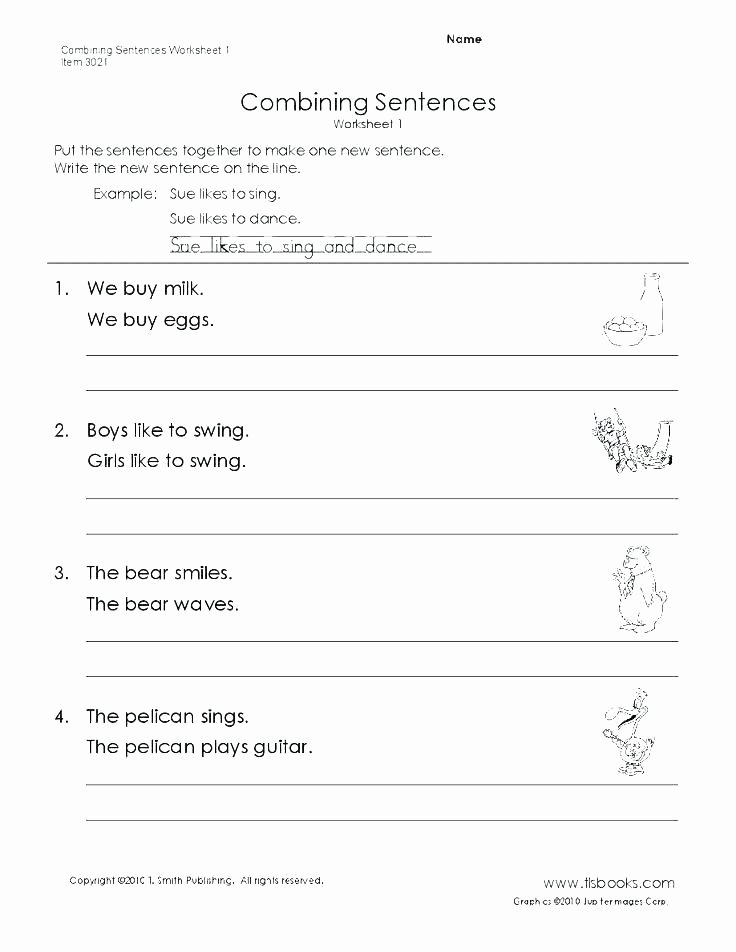 Complete and Incomplete Sentence Worksheets Run On Sentence Worksheet