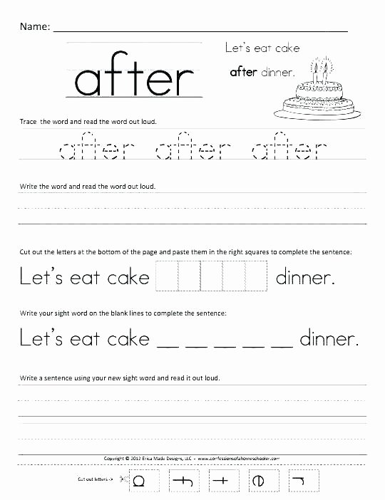 Complete Sentence Worksheet 3rd Grade Jumbled Sentences Worksheets for Grade 1