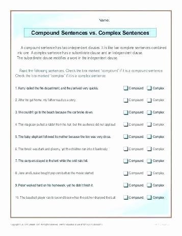 Complete Sentence Worksheets 3rd Grade 3rd Grade Sentence Structure Worksheets