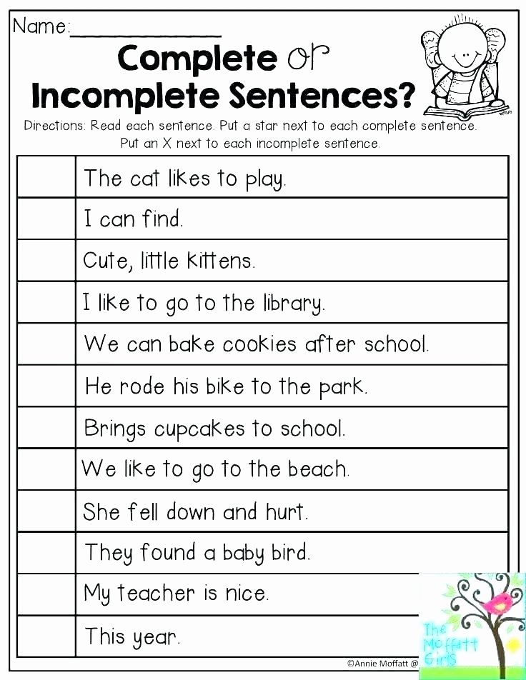 Complete Sentence Worksheets 3rd Grade Text Structure Worksheets 3rd Grade