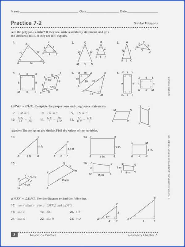 Complex Figures Worksheets Transformation Practice Worksheet