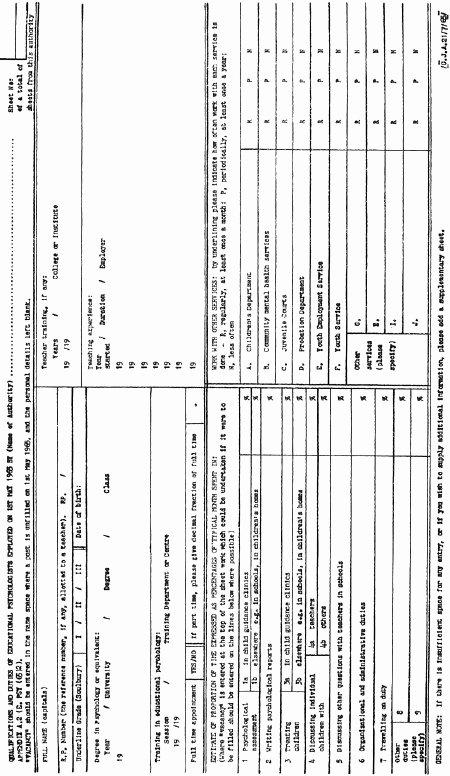 Compound Conjunction Crossword Summerfield Report 1968