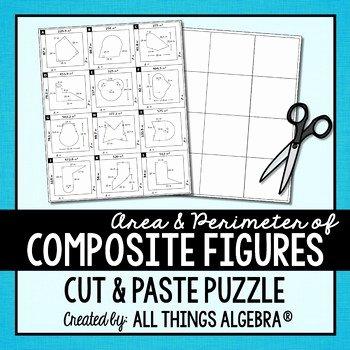 Compound Shapes Worksheet Answer Key 7th Grade Math Worksheets – Page 332 – Kaliz