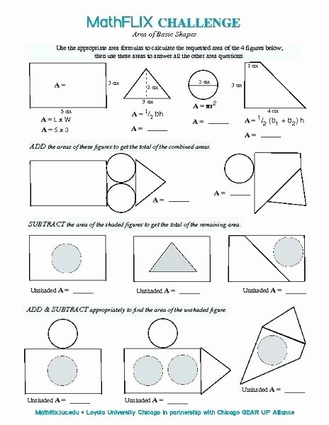 Compound Shapes Worksheet Answers Finding area and Perimeter Irregular Shapes Worksheets 1