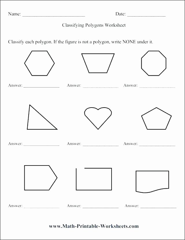 Compound Shapes Worksheet Answers Polygons and Quadrilaterals Worksheets – Kcctalmavale