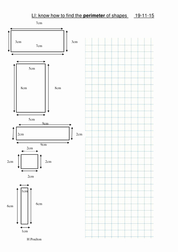 Compound Shapes Worksheet Answers Pound Shapes Worksheet Answer Key Unique Perimeter A