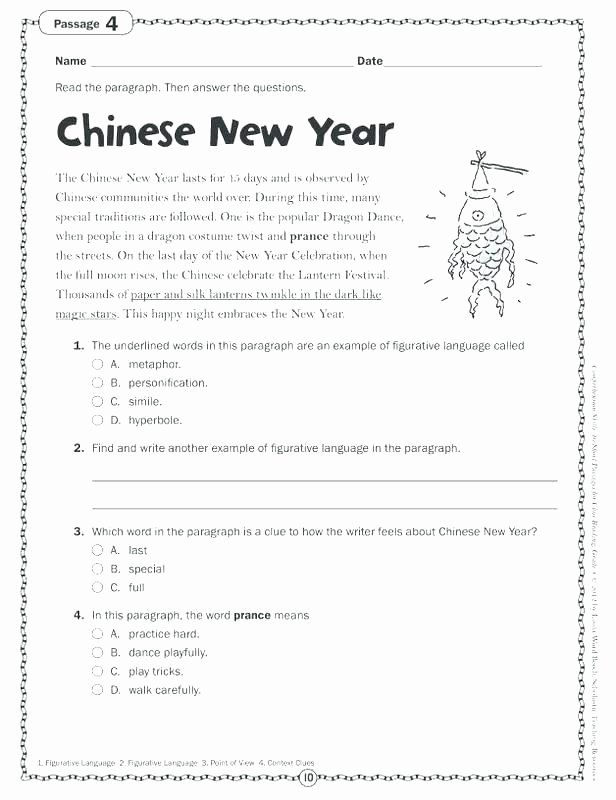 Comprehension Worksheets for First Grade 1st Grade Literacy Worksheets First Grade Prehension