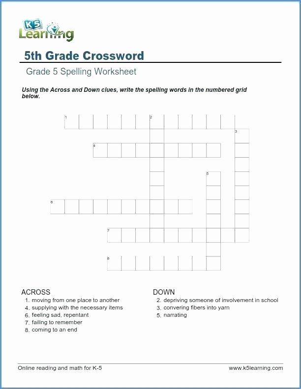 Comprehension Worksheets for Grade 6 Reading Prehension Worksheets Grade 6