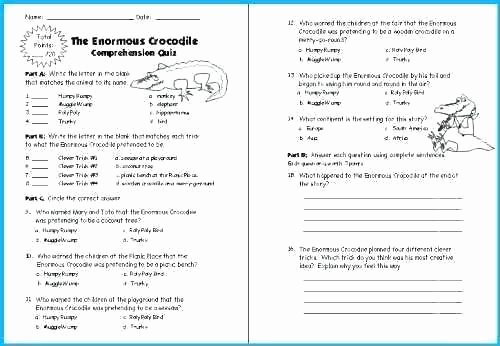 Comprehension Worksheets for Grade 6 Second Grade Reading Prehension Worksheets Free Grade 2
