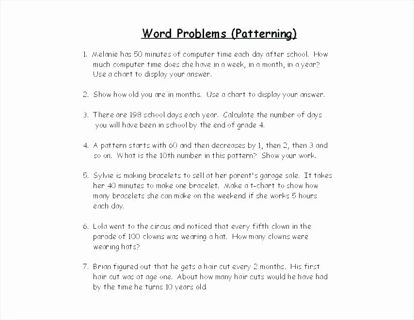 Computer Worksheets for Middle School Grade Worksheets Full Size Free Printable Language for 3