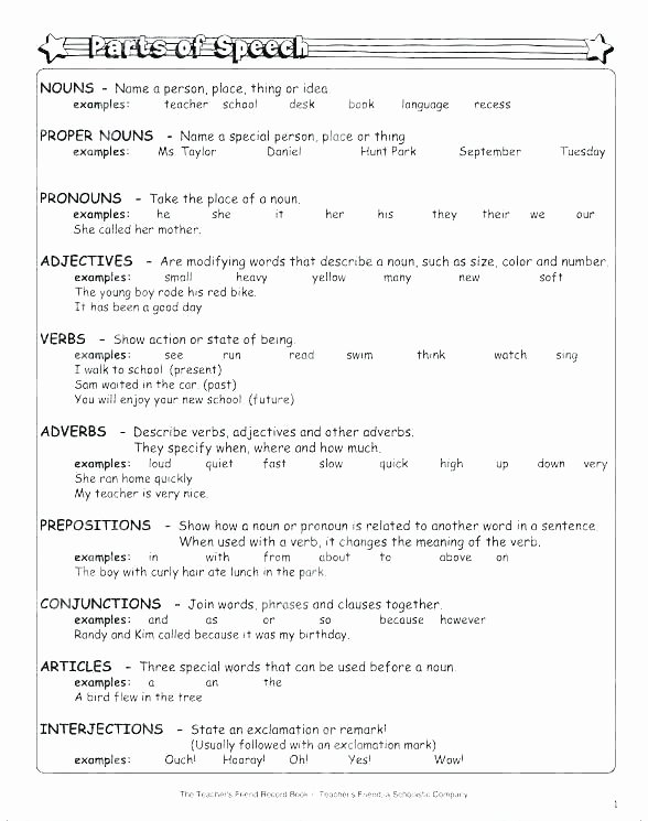 Conjunction Worksheets for Grade 3 Conjunctions Worksheets for Grade 5