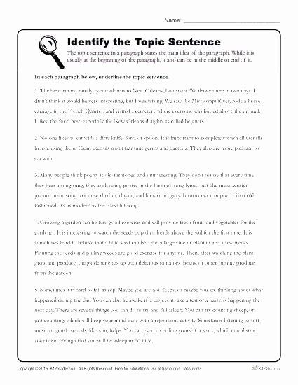 free printable sentence writing worksheets identify cursive words worksheet generator sentences handwriting practice pdf