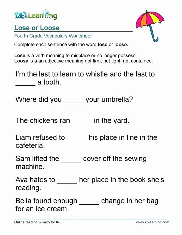 Conjunction Worksheets Pdf Ng Worksheets the Best Image Collection Download and