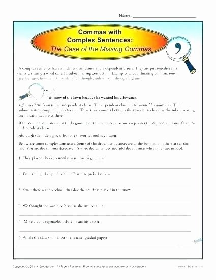 Conjunctions Worksheets 5th Grade Correlative Conjunctions Worksheets with Answers Worksheet