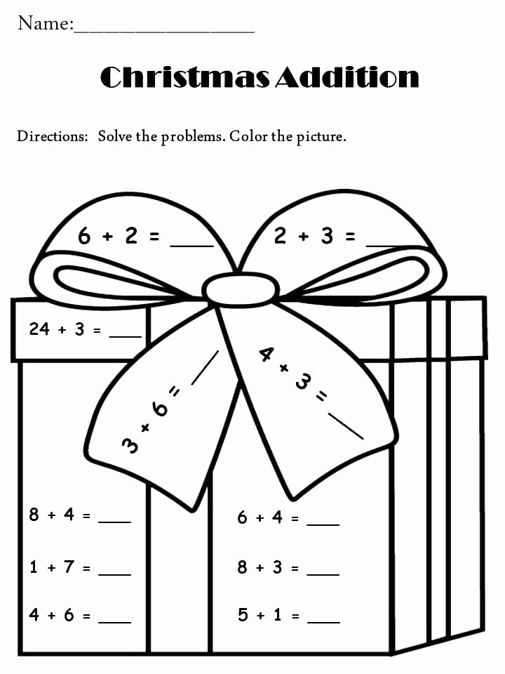 Connect the Dots Christmas Worksheets Christmas Worksheets Grade 2
