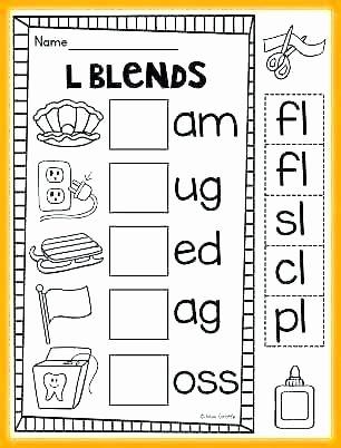 Consonant Blends Worksheets 3rd Grade S Blend Worksheets – Primalvape