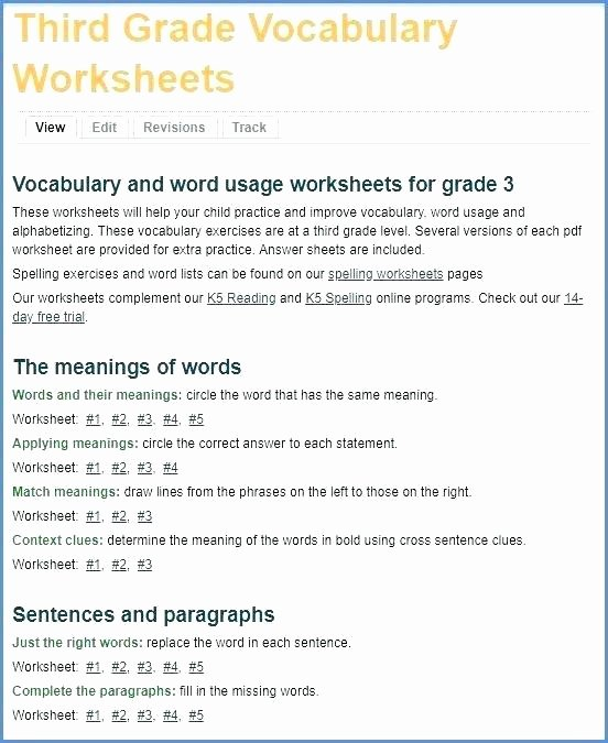 Context Clues 5th Grade Worksheets Word Context Clues Worksheets 4th Grade Pdf Context Clues