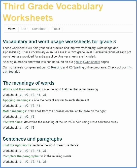 Context Clues Worksheets 1st Grade Context Clues Worksheets with Answers Context Clues Reading