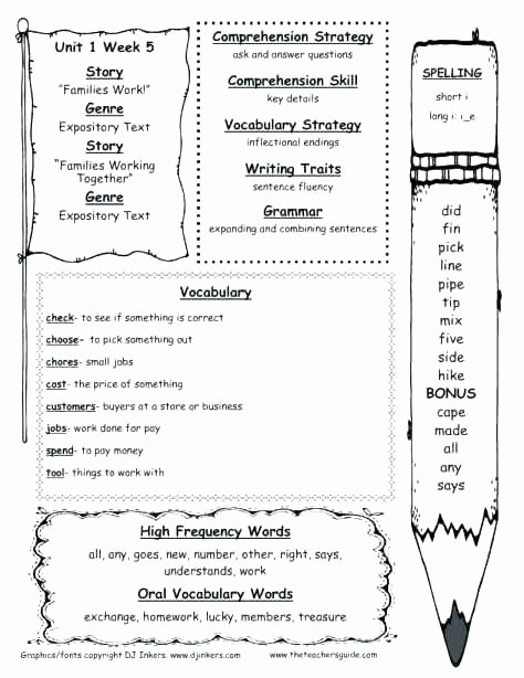 Context Clues Worksheets Second Grade Grade Context Clues Worksheets for Word Discovery Free