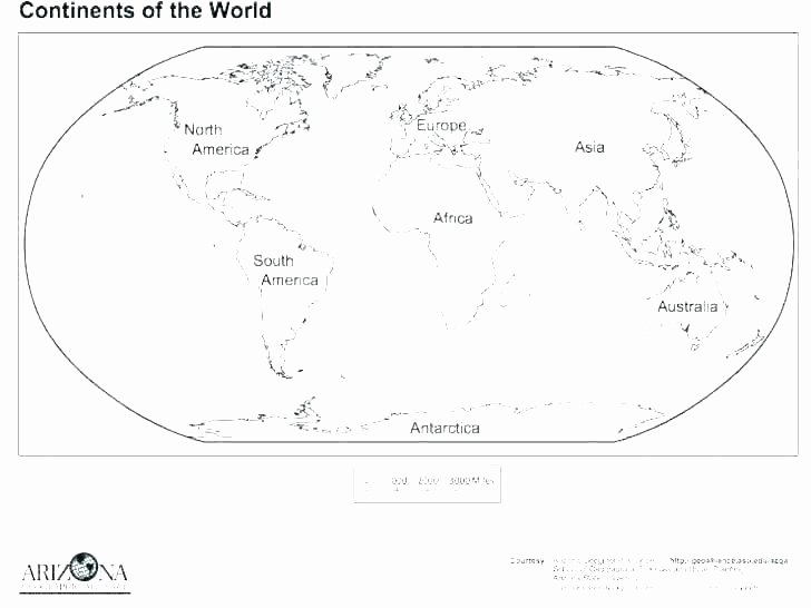 Continents and Oceans Printable Worksheets Line Shopping Worksheet Free Printable Worksheets Made by