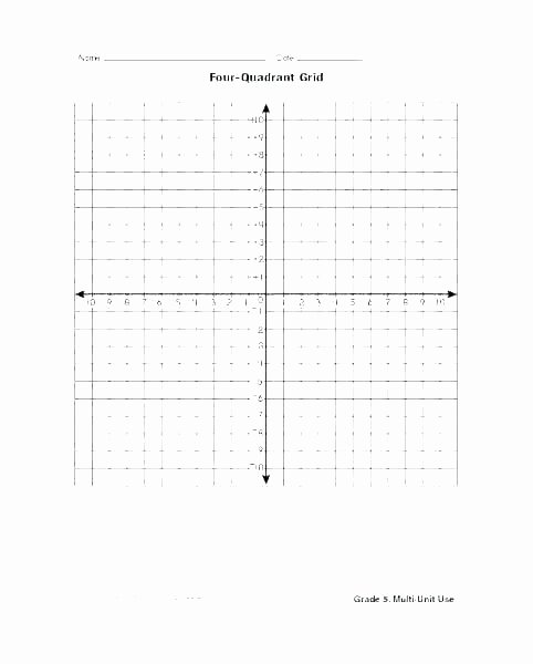 Coordinate Graph Worksheets Accounting Graphing A Coordinate Plane Worksheet