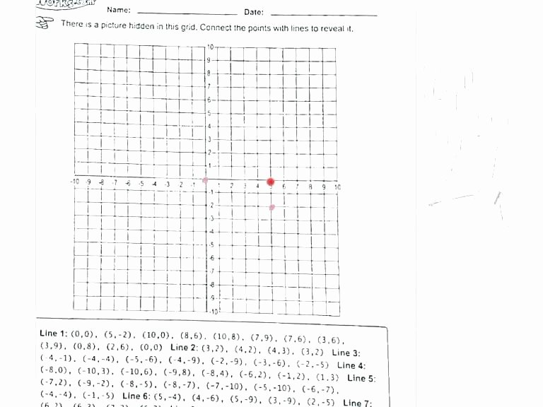 Coordinate Graph Worksheets Coordinate Drawing Worksheets – Meetamontrealer