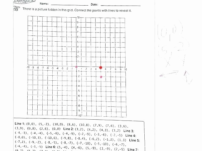 Coordinate Grid Map Worksheets 6th Grade Math Coordinate Plane Worksheets Grids and Mapping