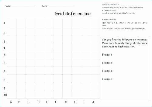 Coordinate Grid Map Worksheets Year 3 Land Grid Coordinates Worksheet Activity Sheet Maths