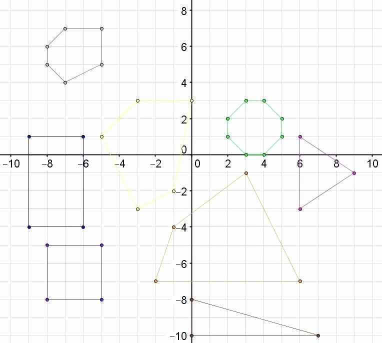 Coordinate Grid Picture 6th Grade Math Coordinate Plane Worksheets Illustrative
