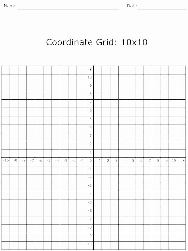 Coordinate Grid Picture Coordinate Grid 10—10 – Woiuniversity