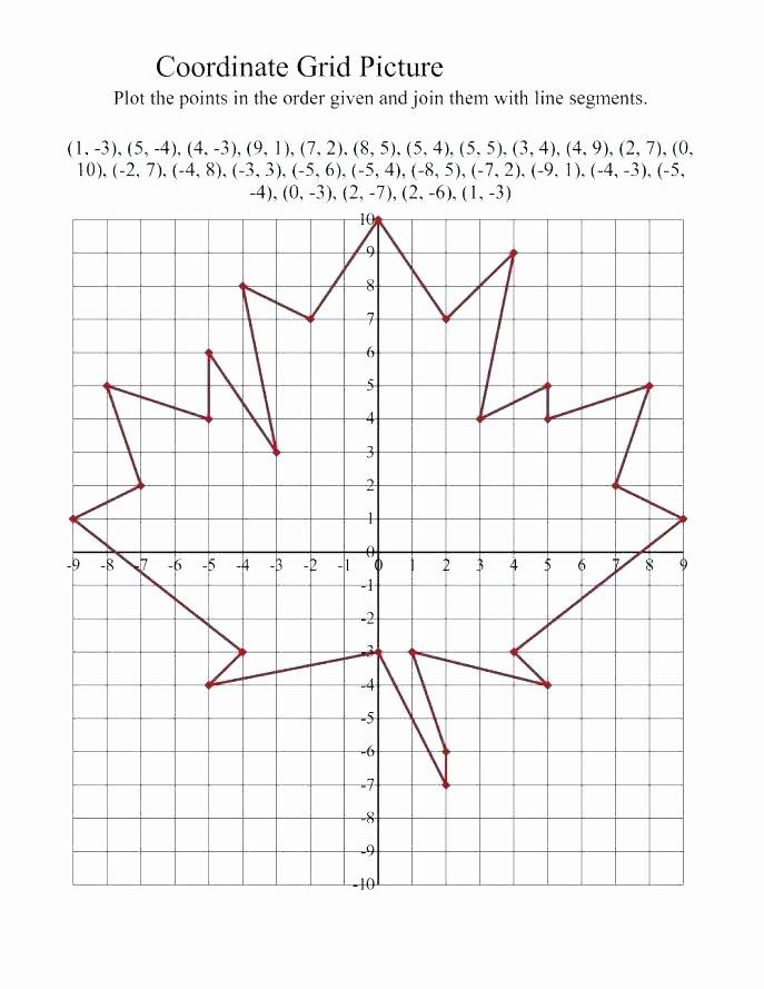Coordinate Grid Worksheet 5th Grade Coordinate Grid Worksheets – theroarub