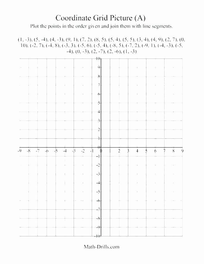 Coordinate Grid Worksheet 5th Grade Extension ordered Pairs Worksheet Grade Coordinate Plane