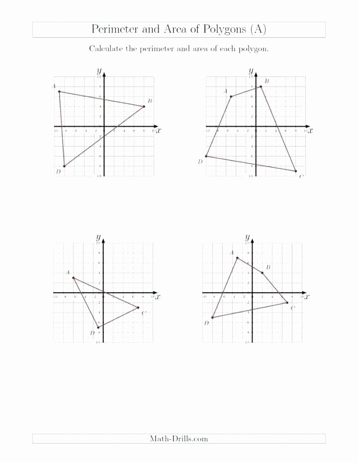 Coordinate Grid Worksheet Pdf Plane Geometry Worksheets