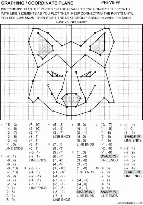 Coordinate Grid Worksheets Pdf Best Coordinate Graphing Worksheets Grade 6th