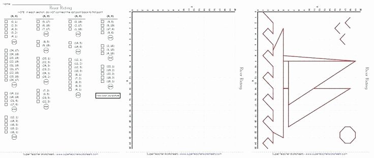 Coordinate Grids Worksheets 5th Grade Graphing Coordinates Worksheet New Graph Art Worksheets