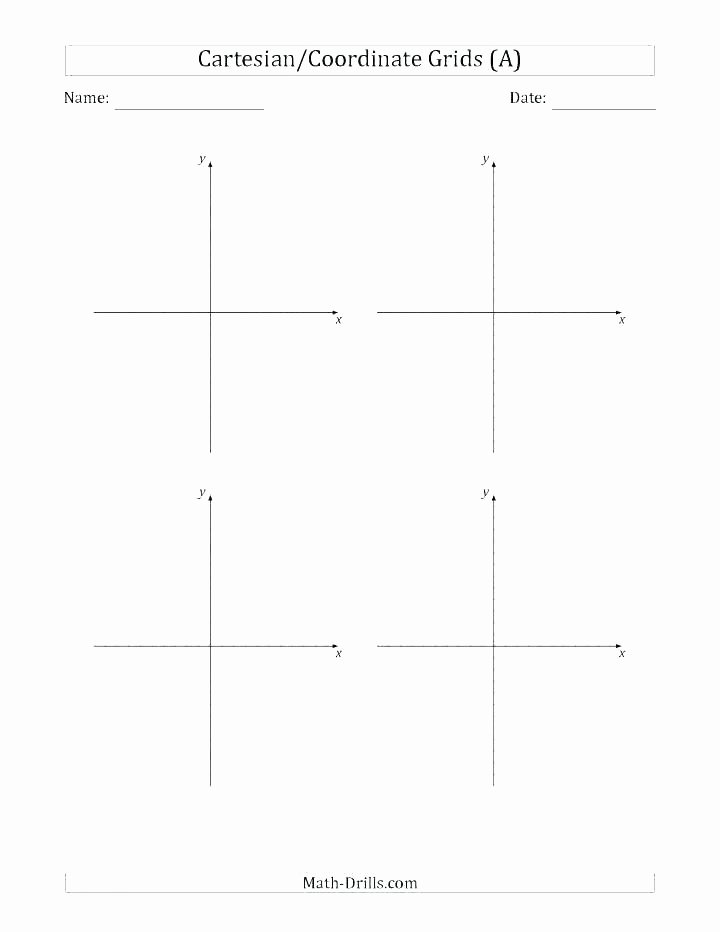Coordinate Grids Worksheets 5th Grade Math Graphing Worksheets Grade for Grid Coordinate Grids