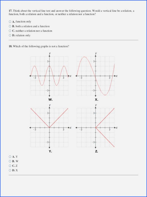 Coordinate Grids Worksheets 5th Grade Worksheets for Functions and Graphing Best Function