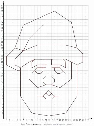 Coordinate Plane Christmas Pictures Coordinate Art Worksheets – Mabjobbankfo