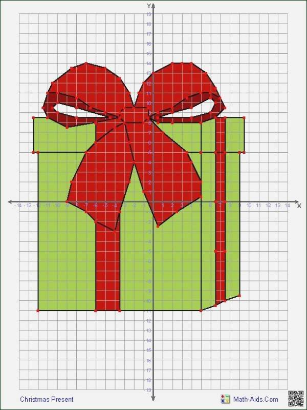 Coordinate Plane Christmas Pictures Coordinate Plane Worksheet