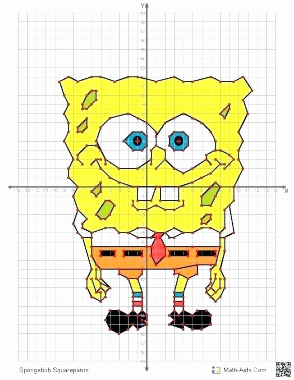 Coordinate Plane Pictures Pdf Math Worksheets Practice Plotting ordered Pairs Grid to Make
