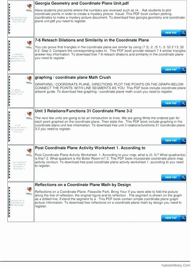Coordinate Plane Worksheet Pdf Plotting Points Worksheet – Benaqiba