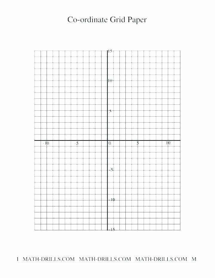 Coordinate Plane Worksheets Middle School Color Grid Worksheets