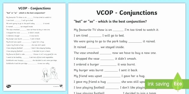 Correlative Conjunctions Worksheets Pdf Free Conjunction Worksheets for Grade 4 All Download and 3